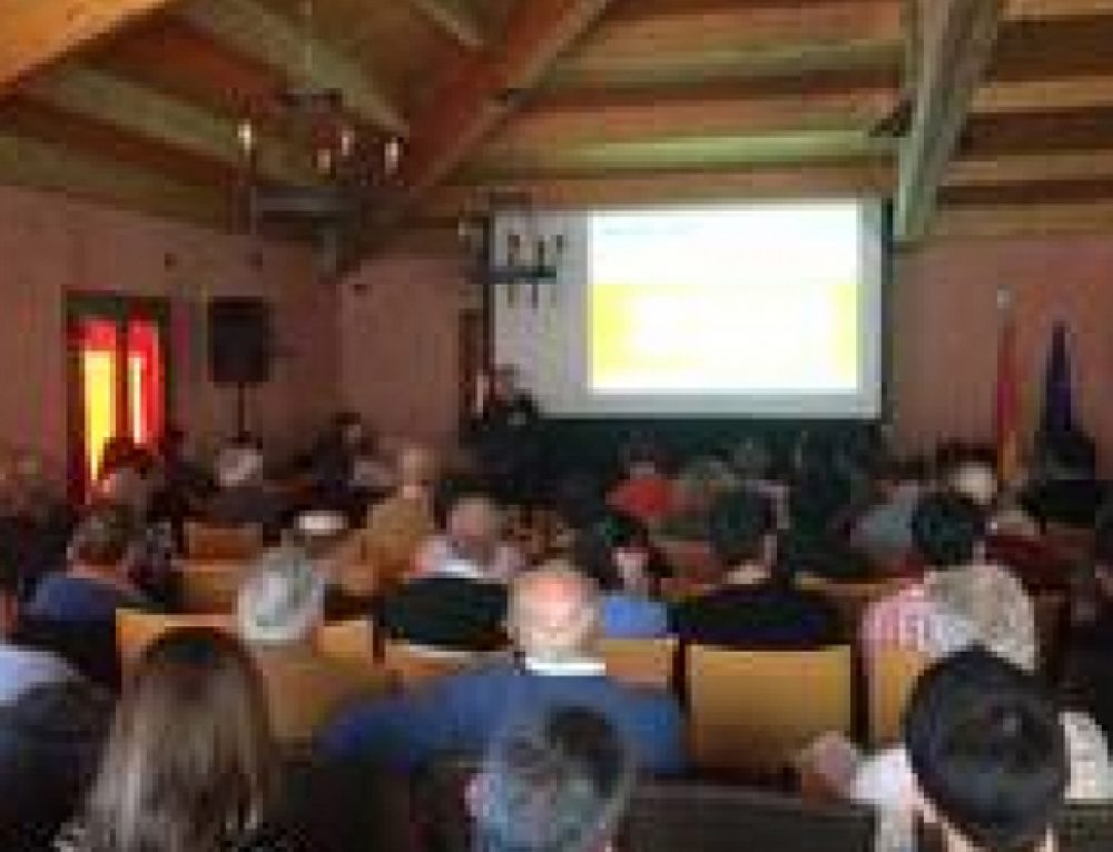 Sotrafa – Session about Disinfection in Strawberries Plants Nurseries